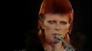 "David Bowie and Marianne Faithful - ""I Got You Babe"""