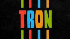 Tron vs. Saul Bass