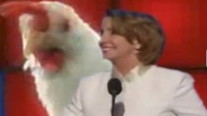 Nancy Pelosi - Techno Chicken