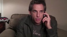 Ben Stiller Calls President Clinton About Helping Haiti Together