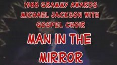 "Michael Jackson ""Man in the Mirror"""