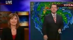 CNN Weatherman Throws a Fit