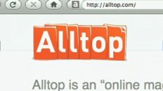 Alltop with MyAlltop