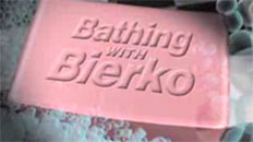 Bathing With Bierko: America's Most Intimate New Talkshow