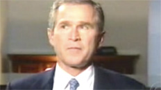 George Bush Idiot