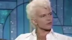 Billy Idol Interview