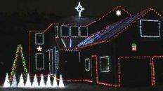 Computerized Christmas Lights - Sandstorm 2008