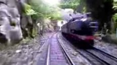 Bekonscot Model Railway - A Drivers Eye View