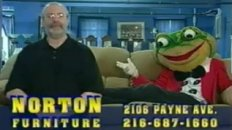 Norton Furniture Frog