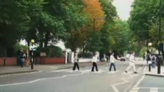 Blame Ringo - Garble Arch (A Day in the Life of Abbey Road)