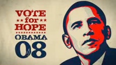 Obama '08 - Vote for Hope