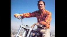 Shatner is a Motorcycle Thief?