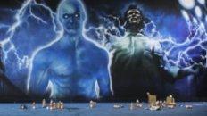 Watchmen Premiere - Aerosol Graffiti
