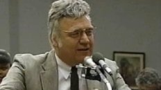 James Traficant Hearing. Verdict: GUILTY