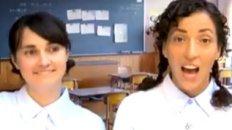 Miriam & Shoshana