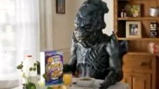 Raisin Bran Crunch: Alien
