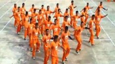 Dancing Inmates' Michael Jackson Tribute