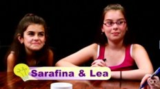 Sisters - Lea and Sarafina