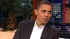 Barack Obama on Leno - Confidence in the American People