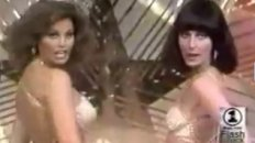 Cher and Raquel Welch - Woman