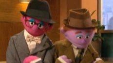 Sesame Street: Mad Men