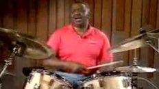 Bernard Purdie Drum Shuffle