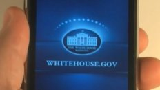 The White House iPhone App Commercial