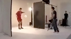 Ronaldo vs Cameraman