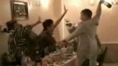 Yet Another Wedding Brawl