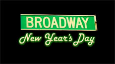 Broadway New Year's Day