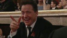 Brendan Fraser's Clap Remix