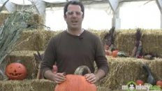 How to Carve a Puking Pumpkin