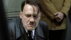 Hitler Finds Out Michael Jackson Has Died