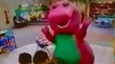Gangsta Barney