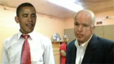Obama and McCain - Dance Off