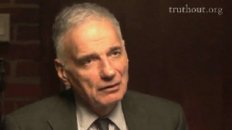 "Truthout Interview With Ralph Nader: ""Only the Rich Can Save Us"""
