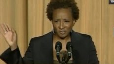 Wanda Sykes @ White House Correspondents Dinner - Part 1
