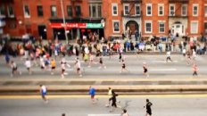 2009 NYC Marathon Timelapse