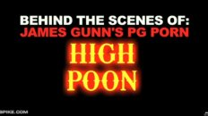 High Poon Behind The Scenes