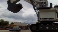 Crane Car Wash