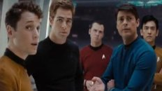 Star Trek 2009 A-Team