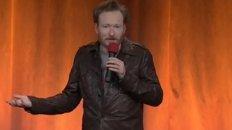 Conan Visits Google