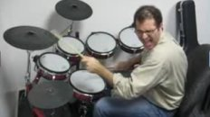 Death Metal Office Drumming