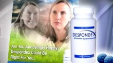 FDA Approves Depressant Drug for the Annoyingly Cheerful